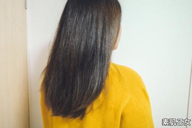 クロハ黒髪シャンプーの洗い上がりのイメージ